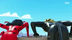 If someone asks me what Miraculous Ladybug is about i will show them this