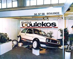 The first Golf 4wd (mk2) was patent from boulekos engineering ..before official VW