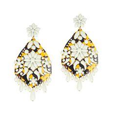 J.Crew - Crystal fiesta earrings
