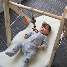 Perfect Baby Gym Toys – Knitting And We Baby Sensory Toys, Montessori Baby Toys, Cabana, Best Baby Bouncer, Baby Activity Gym, Crochet Fruit, Hanging Bar, Play Gym, Baby Boy Or Girl