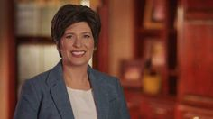 Iowa Republican Senate candidate Joni Ernst, glamor portrait. .....OK, I'm going to eat worms right now...all I need is to see Florida and Virginia and maybe I'll just go to HELL NOW!