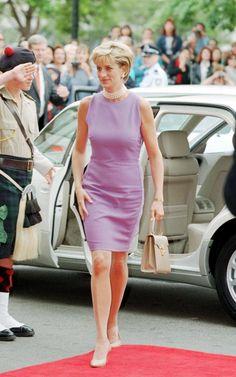Princess Diana's Tour of Australia - 1996