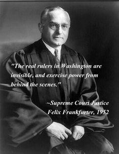 Supreme Court Justice Frankfurter
