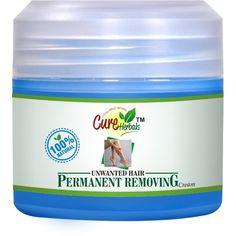 Best Natural Permanent Hair Removal Cream For Men & Women,