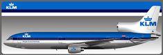 KLM - Royal Dutch Airlines Lockheed L-1011 TriStar