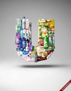 Campanha da Ogilvy & Mather com fotografias de Christian Stoll para a Unilever - Unilever - Corporate Storytelling - Powered by DataID Nederland Creative Advertising, Advertising Words, Product Advertising, Guerrilla Advertising, Product Ads, Print Advertising, Product Packaging, Guerilla Marketing, Marketing And Advertising
