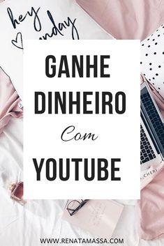 Make Money From Home, Way To Make Money, Ganhos Online, Marketing Digital, Canal E, Jesus Cristo, Instagram, Make Money From Internet, Make Money Online