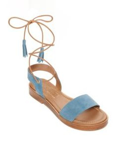 Coconuts by Matisse Blue Sting Sandal