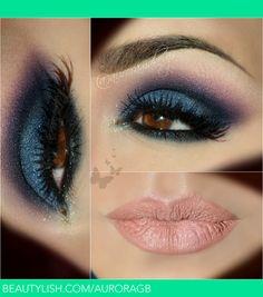 Smokey eye for brown eyes   AuroraMakeup A.'s (AuroraMakeup) Photo   Beautylish
