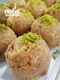 Tam Ölçülü İrmik Helvası Muffin Recipes, Viera, I Foods, Good Food, Food And Drink, Tasty, Cooking, Breakfast, Ethnic Recipes