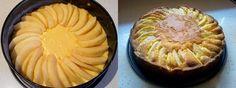 Torta soffice con le mele-ricetta torte-golosofia