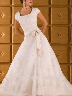 adde546b30d1 At LatterDayBride, find your modest wedding dress in downtown Salt Lake  City.