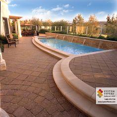 Pool Decks by System Pavers