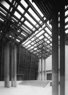 Tadao Ando. Japan pavillion, Expo 92 Sevilla