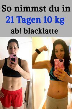 Wie man schnell Gewicht verliert 10kg