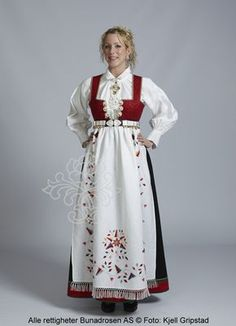 Aust-Agderbunad Åmli til dame - BunadRosen AS Folk Costume, Costumes, Norse Clothing, Beautiful Norway, Nordic Art, Be A Nice Human, Traditional Outfits, Scandinavian, Womens Fashion