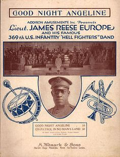 """James Reese Europe (22 February 1881 – 9 May 1919) was an American ragtime and early jazz bandleader, arranger, and composer. He was the leading figure on the African-American music scene of New York City in the 1910s. Eubie Blake called him the """"Martin Luther King of music.""""[1]"""