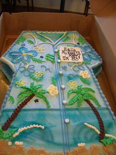 Hawaiian shirt 50th birthday cake from http://www.thecasualgourmet.com/wedding-cakes/special-occasion-cake