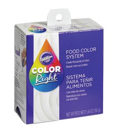 Wilton Color Right Perfect Color System-8/pkgnull