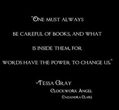 Tessa Gray- The Infernal Devices