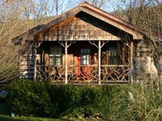 Lookout Mountain Flight Park Pet Friendly Cabin - $125/night (15 mins. from Rock City & 30 mins. from Chatanooga)