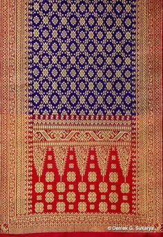 Palembang traditional fabric