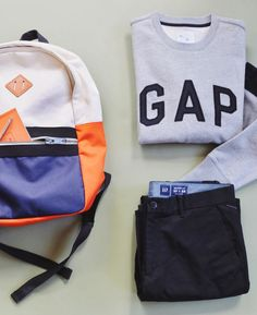 You heard it from us first: khakis are not just for dads anymore. Pair them with a t-shirt and sneakers for a casual-cool look. Shop the new and improved khaki from Gap now.