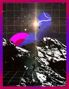 """Tron"" Meets Edouard Salier In These Retro-Futuristic GIFs   The Creators Project"