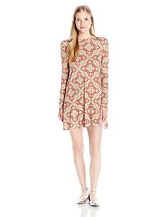 New O'Neill Junior's Leona Long Sleeve Mock Neck Dress online. Find great deals on Frockstyle Dresses from top store. Sku egub13491kgrf95043