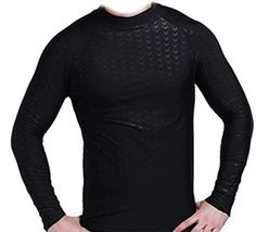 Chariot Trading  Mens Rash Guards Tops T Shirts Diving Suits SIZE  XXXL -- Be sure to check out this awesome product from Amazon.com