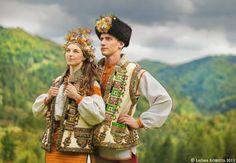 Traditional wedding in Kosmach Photografer: Anna Senyk (Ladna Kobieta)
