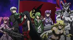 Night Raid~Akame ga Kill