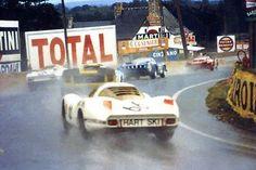 Porsche 907 Slot Racing Company # 66 - 24 hours of Le Mans 1968 Porsche 911 Rsr, Course Automobile, Le Mans 24, Antique Teddy Bears, Slot, Courses, Fast Cars, Cars And Motorcycles, Auto Racing