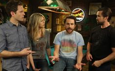 Charlie Day & Kaitlin Olson pick the 10 episodes of It's Always Sunny everyone needs to watch.