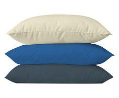 #Set di 3 cuscini in cotone imbottito in fibra colore Multicolor  ad Euro 35.00 in #13casa com limited #Textilesrugs cushions
