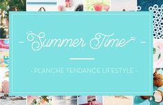 Hello Summer ! L'été est là et pour les plus chanceux, les vacances aussi ! Je… Mood Boards, Summer Time, Daylight Savings Time, Vacation, Summer
