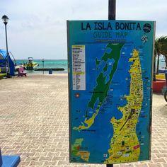 La Isla Bonita, like the Madonna Song