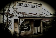 Old Bakery at Cundletown near Taree Port Macquarie, Australia Travel, Historical Sites, Old Town, Day Trips, Buildings, Bakery, Scenery, Old Things