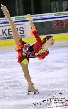 Figure Skating Dresses, Tampa Bay, Page Design, Costume Design, Bodysuits, Designer Dresses, Skate, Florida, Costumes