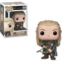 From Lord of the rings, Legolas, as a stylized pop vinyl from Funko! collect them all! From Lord of the Rings, Legolas, as a stylized POP vinyl from Funko! Legolas, Le Hobbit Thorin, Bilbo Baggins, Thorin Oakenshield, Disney Pop, Crash Bandicoot, Vinyl Figures, Action Figures, Anime Figures