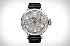 Zenith Pilot Type 20 Louis Bleriot Watch / Gear. Style. Cars. Tech. Vices. http://pinterest.com/uncrate