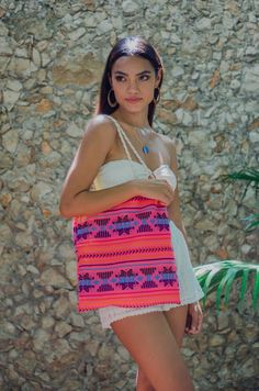 Let's create beautiful photographs together Kourtney Kardashian App, Mexican Fabric, Ethnic Patterns, Geometric Patterns, Sunkissed Skin, Summer Purses, People Magazine, How To Look Pretty, Aztec
