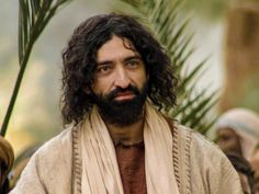 The crowds replied, 'This is Jesus, the prophet from Nazareth in Galilee.' – Slide 19