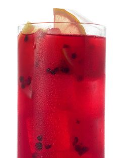 Blackberry Lemonade recipe from Food Network Kitchen via Food Network