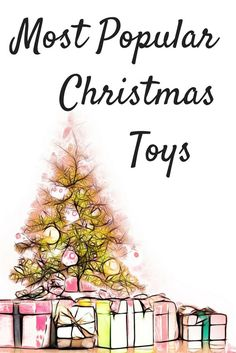 Great list of the hottest toys this Christmas season!  Gift ideas for children! #christmas #christmasgifts  #toys #affiliate