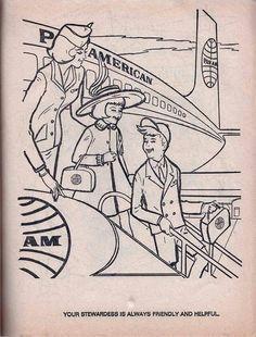 Ah, memories.  I was a #PanAmbrat :-)  #PANAM, Pan American brat