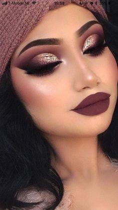 Maquillaje Para Vestido Negro