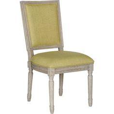 Buchanan Side Chair in Rustic Gray (Set of 2)