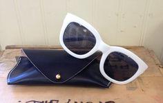 Okay, okay, so winter decided to stick around a little longer than expected, but that doesn't mean you can't have some fun with spring gear! Sunglasses Case, Sunshine, Fashion, Moda, Fashion Styles, Fashion Illustrations, Fashion Models