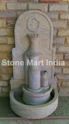 Get The Best Class Of Natural Stone Fountains, To Keep You Away From The  Sizzling Summers.Find At Stonemart India. | Graden Articles In Jaipur |  Pinterest ...